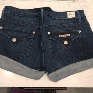 Hudson Jean Shorts size 27